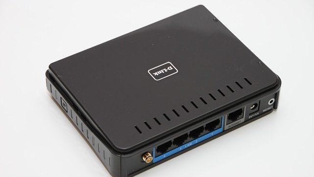 Domyślne hasła routerów