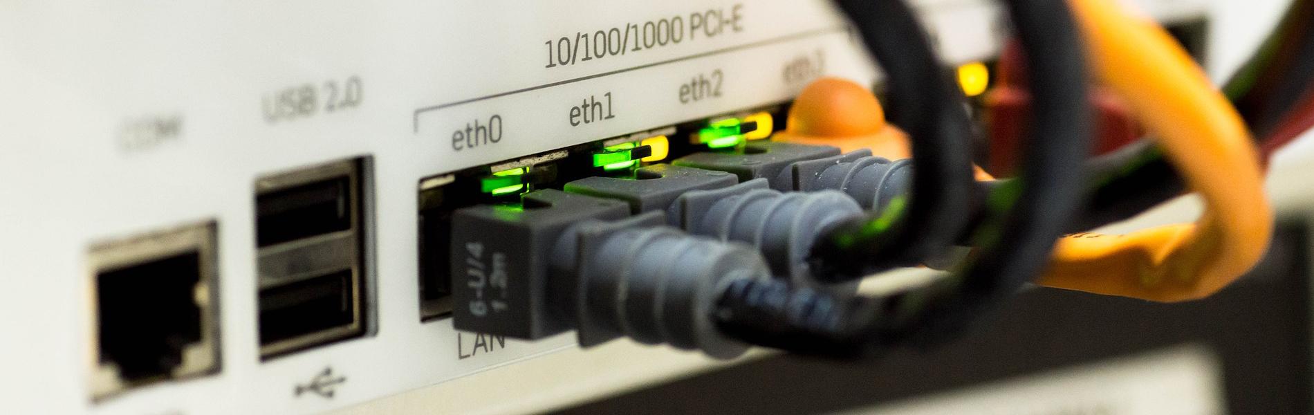 Kompleksowa obsługa sieci komputerowych